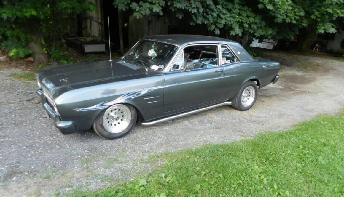 Friday Show Cruiser: 1967 Ford Falcon Coupe