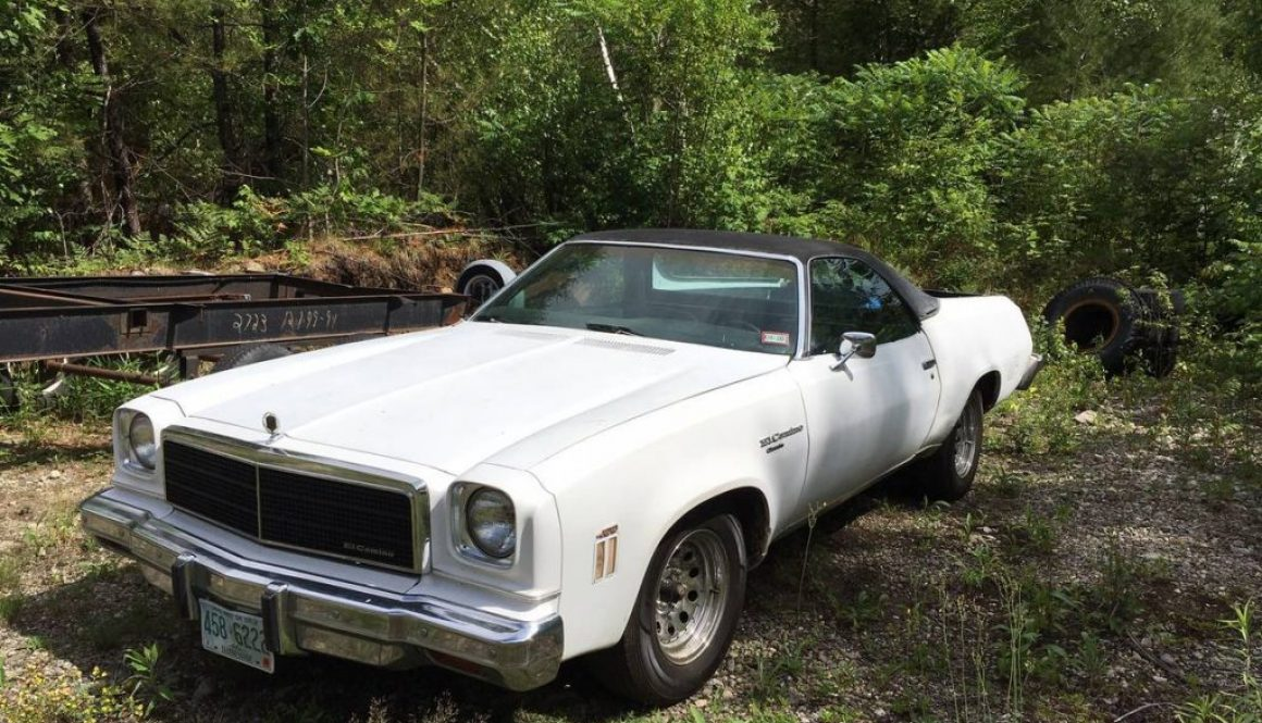 It Means The Camino: 1974 Chevrolet El Camino