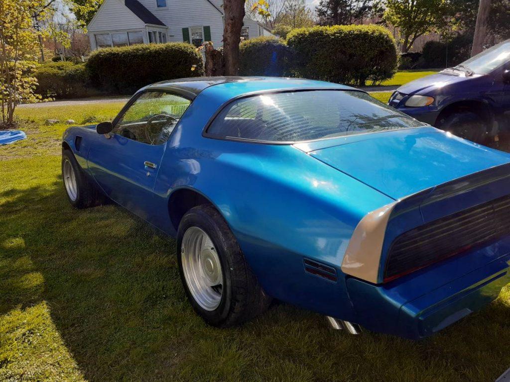 Relive the 70s: 1979 Pontiac Firebird TransAm - DailyTurismo