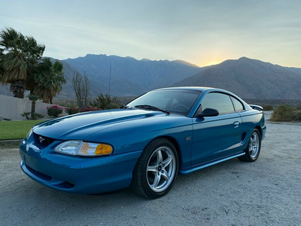 Collector Quality 1995 Ford Mustang Gt Dailyturismo