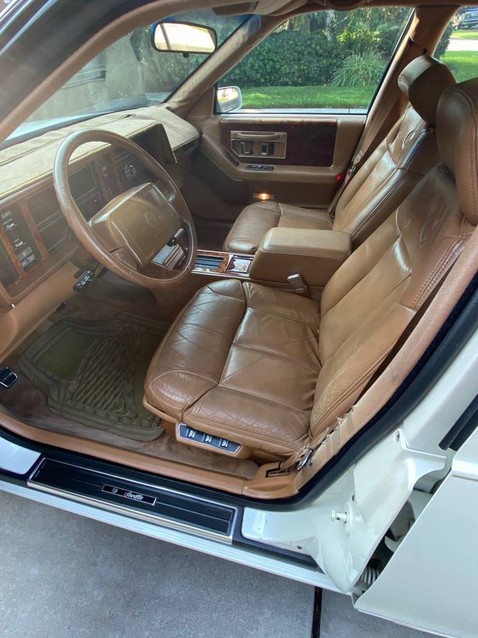 Best of the Breed: 1990 Cadillac Seville STS - DailyTurismo