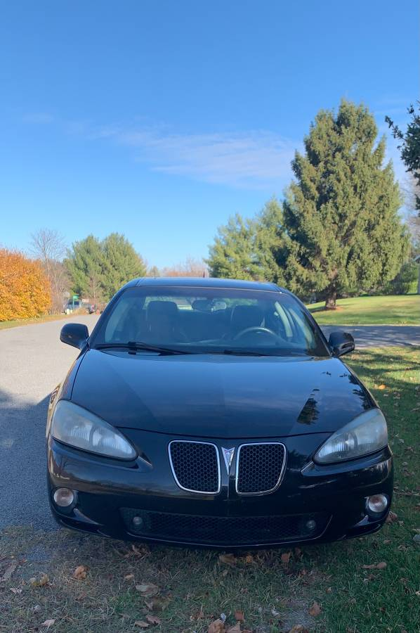 Staggeringly Late To The Party  2006 Pontiac Grand Prix