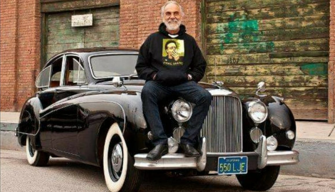 Might Smoke A Little: 1959 Jaguar Mark IX Owned by Tommy Chong