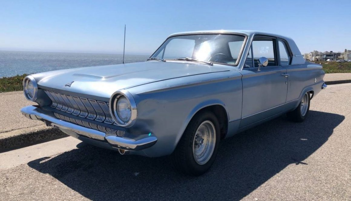 3 on The Tree: 1963 Dodge Dart